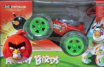 Voiture a roulette ANGRY BIRDS