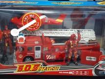 Camion de pompier SOS